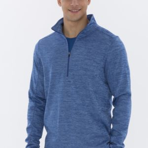 DYNAMIC HEATHER FLEECE 1/2 ZIP SWEATSHIRT Thumbnail