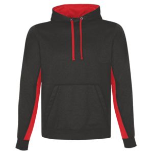 GAME DAY FLEECE COLOUR BLOCK HOODED SWEATSHIRT Thumbnail