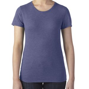 Women's Triblend Scoopneck T-Shirt Thumbnail