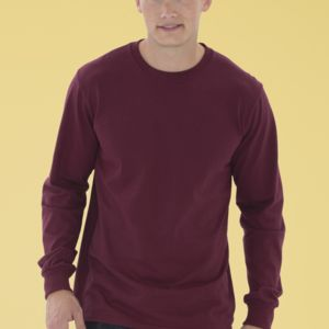 EVERYDAY COTTON LONG SLEEVE POD TEE Thumbnail