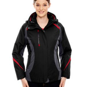 Height 3-in-1 Ladies'  Jacket with Insulated Liner Thumbnail